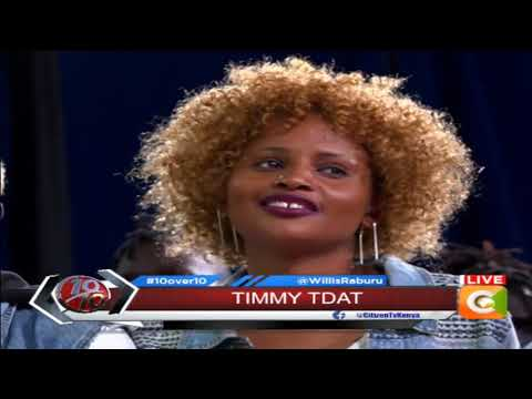 10over10 |Timmy Tdat on Kush Tracy and his new jam Pogna Matin