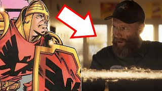 Who is Shining Knight? Stargirl's Mystery Character Explained! Comic Origins & More!