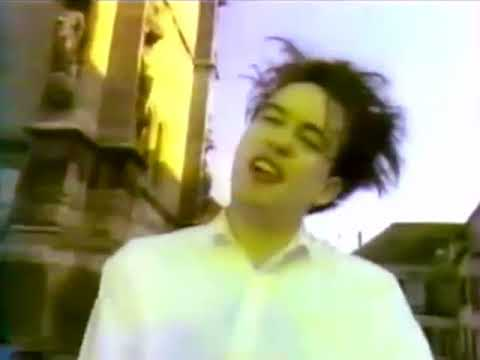 The Cure - Just Like Heaven (France 1987 Videoclip) high quality audio