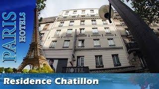 Residence Chatillon - Paris Hotels, France