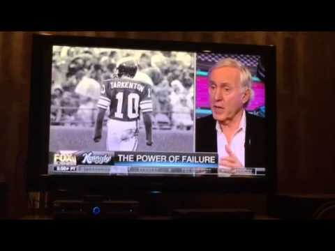 Kennedy interviews Fran Tarkenton about Power of Failure