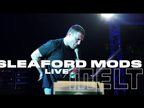 Sleaford Mods | Live at Melt! Festival 2016
