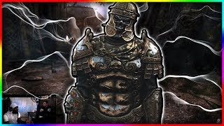 [For Honor] NEW ARMOR FOR DLC CHARACTERS - SHAMAN, CENTURION, GLADIATOR REACTION!