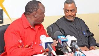 Maalim Seif asema hawezi kufanya kazi na Lipumba asema ni kibaraka wa dola