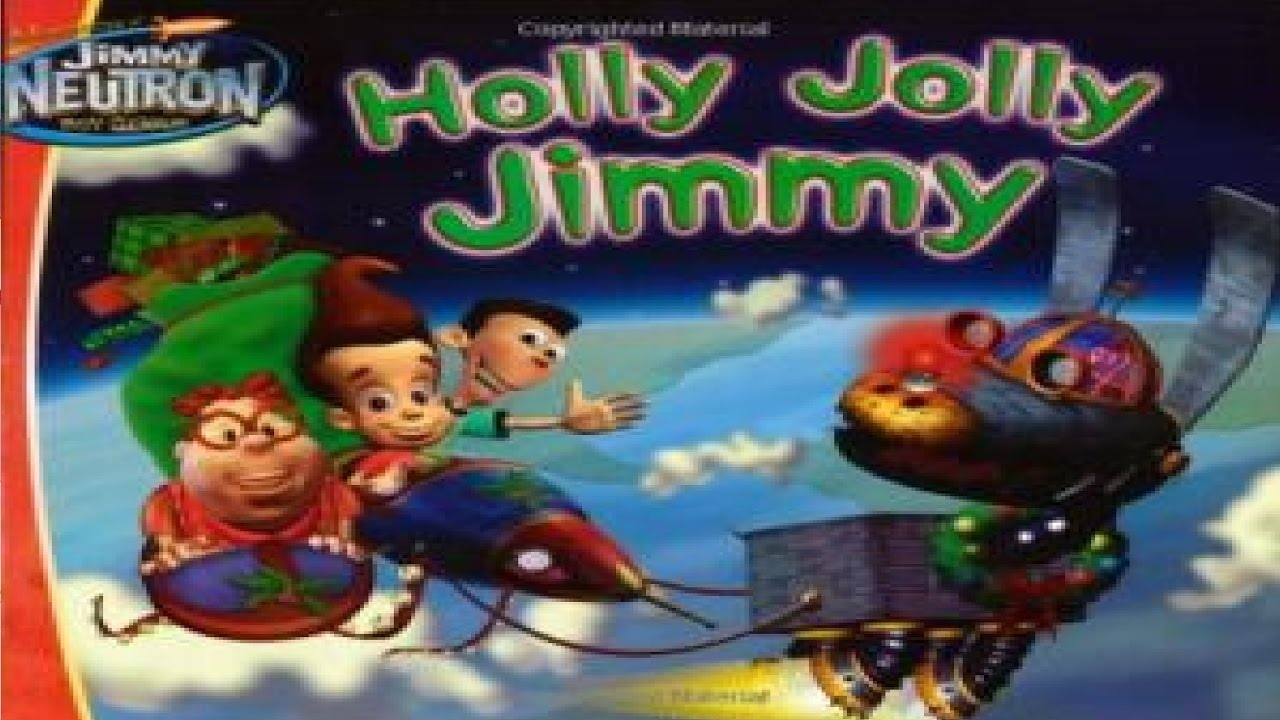 Mr.Who Reviews - Jimmy Neutron - Holly Jolly Jimmy - YouTube