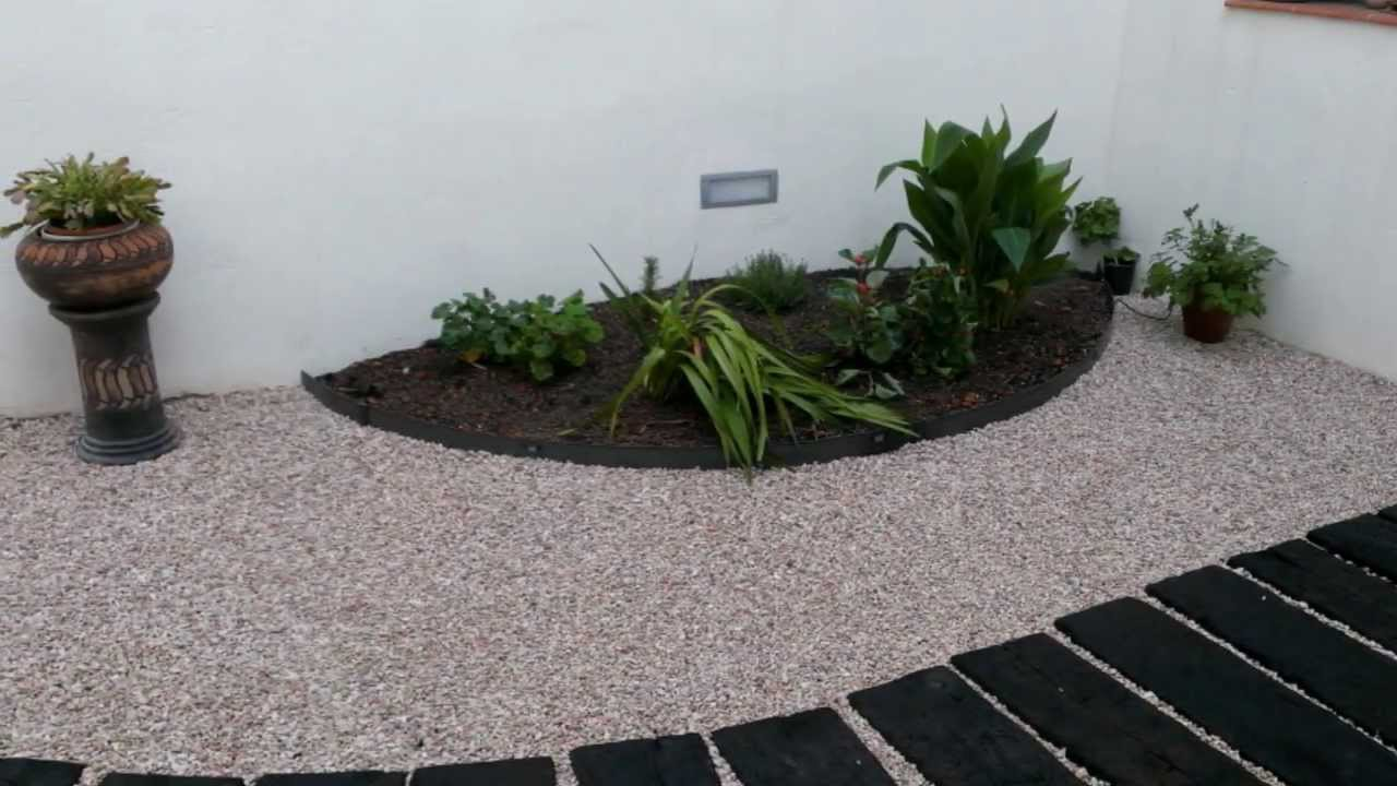 Como hacer un jardin de bajo mantenimiento el jard de la for Disenar jardines