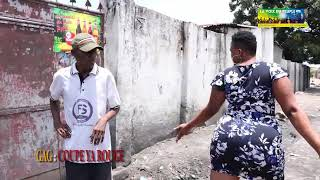 COUPE YA ROUGE Nouveauté Gag Congolais Avec CARINE YA MADO SIMIZE