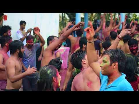 IIT Bombay Holi
