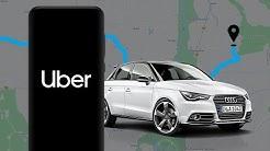 Wie funktioniert Uber? (Das Große Tutorial) Günstig, Einfach, Deutschland