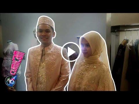 H-2, Ben-Ines Fitting Baju Nikah - Cumicam 28 Juli 2016
