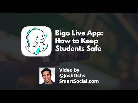 What Is The BIGO LIVE App And How Does It Work Smart Social Josh Ochs