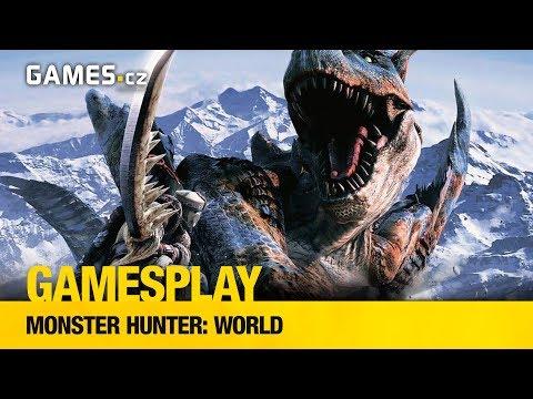 GamesPlay - Monster Hunter: World