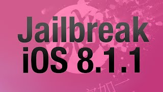 HOW TO: Jailbreak iOS 8.1.1 with TaiG on Windows