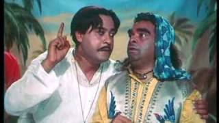 Padosan - 2/13 - Bollywood Movie - Sunil Dutt, Kishore Kumar & Saira Bano