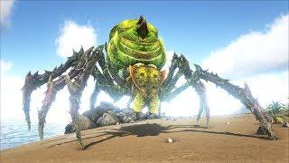 ARK Online #23 - Mình Bắt Được Thêm BOSS Nhện Khổng Lồ (Broodmother Lysrix)