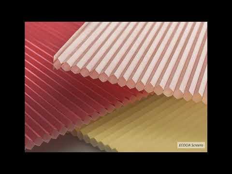 TOSO Premium Blinds & Curtain Rails Image Movie 2
