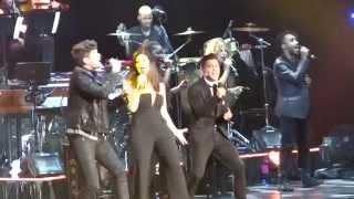 Laura Pausini - Primavera anticipada - Arena Ciudad de México (28-nov-2014)