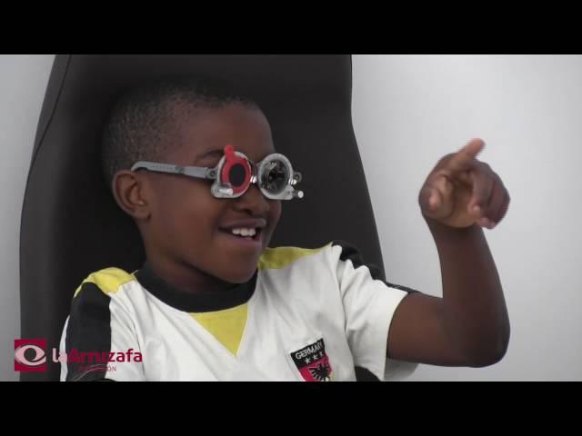 Tarsicio, el guineano de ojos renacidos