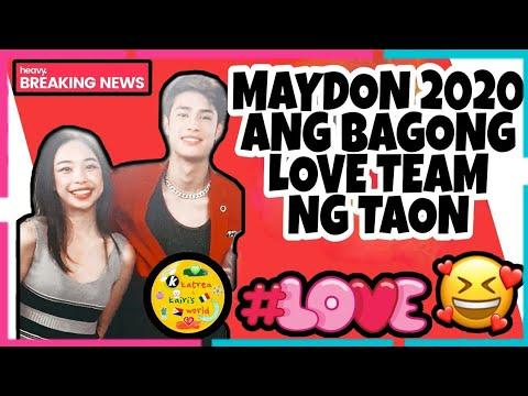 MAYDON, Ang Bagong Love Team Ng Taon? Donny And MayMay