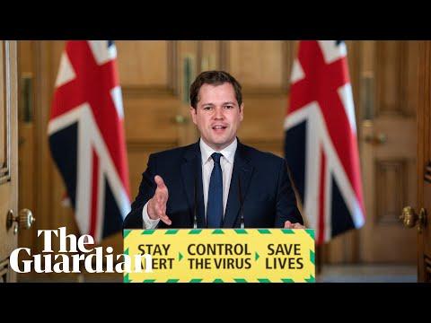 Coronavirus: millions shielding in England can go outside from Monday, says Robert Jenrick