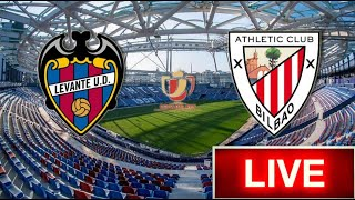 Леванте Атлетик Бильбао Кубок Испании 1 2 финала