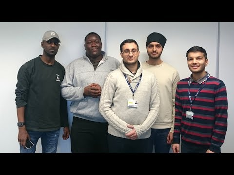 """Birmingham City University Innovation Video By the """" Simple by Nature Team"""""""