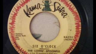 The Lovin' Spoonful - Six O'Clock.