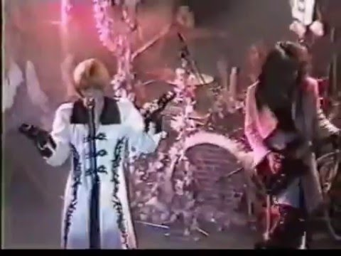 MALICE MIZER Cher de memoire II Part 1 (HOMEVIDEO) LIVE 1994