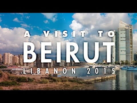 A visit to Beirut, Libanon 2015