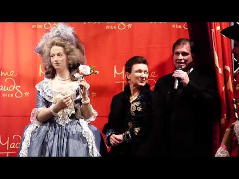 The Best of Imperial Austria Habsburg family at Madame Tussauds