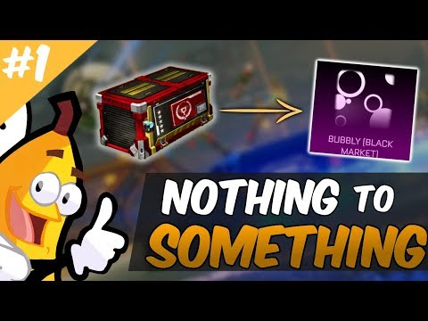 From Nothing To Bubbly Pt. 1 | Rocket League Trading Guide