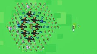 WORLD'S BIGGEST ARMY! (Lordz.io)