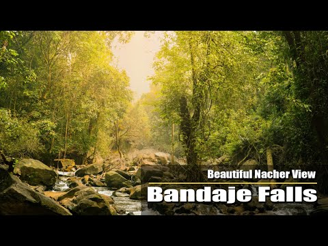 Bandaje Falls | Beautiful Nature View