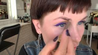 Анна Измайлова Урок макияжа: модные широкие брови(В этом видео очень просто и понятно говорю о том, как нарисовать карандашом брови - и не просто брови, а самые..., 2015-06-12T20:36:06.000Z)