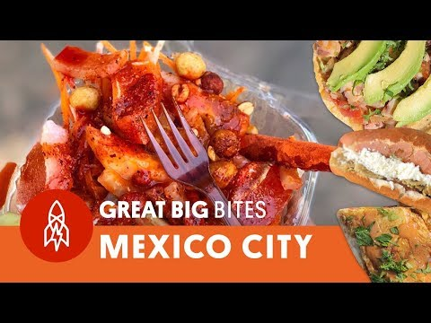 6 of the Best Street Food Finds in Mexico City