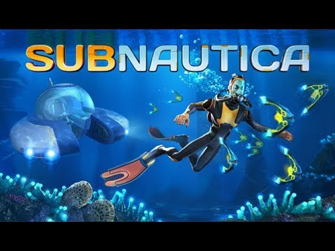 Let's Play Subnautica Ep 8: Don't Fear the Reaper!