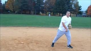 Christian Fulp Outfield CD East High School