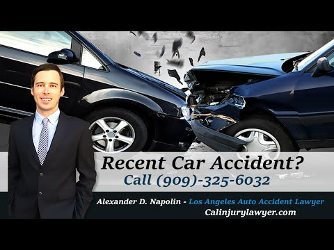 Best Car Accident Attorneys in Los Angeles California