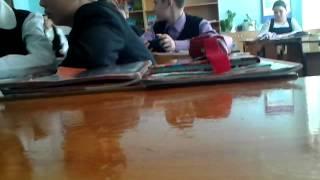 Наш клас и знакомство урок немецкого