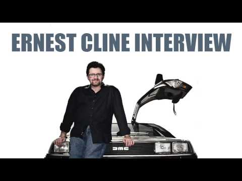 Ernest Cline Interview