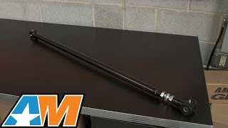2005-2014 Mustang J&M Adjustable Panhard Rod Review & Install