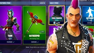 *NEW* DAILY ITEM SHOP UPDATE! November 26th - NEW SKINS!! (Fortnite Battle Royale)