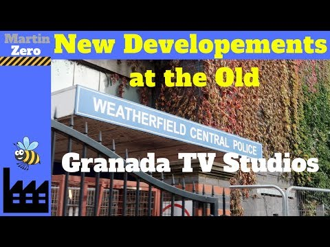 New Developments at the old Granada TV Studios