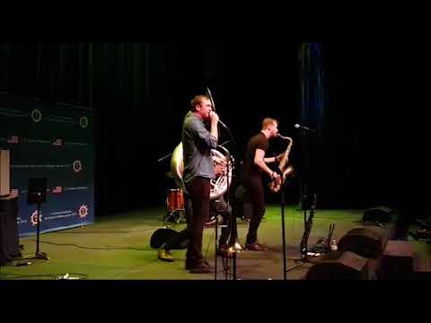 Nation Update: Jazzy night with Huntertones - Dauer: 72 Sekunden