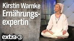 Foodbloggerin und Diät-Beraterin Kirstin Warnke | extra 3 | NDR