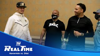 Inside the Fighter Meetings, Berlanga Talks Being Friends with Lil Wayne | REAL TIME EP. 5