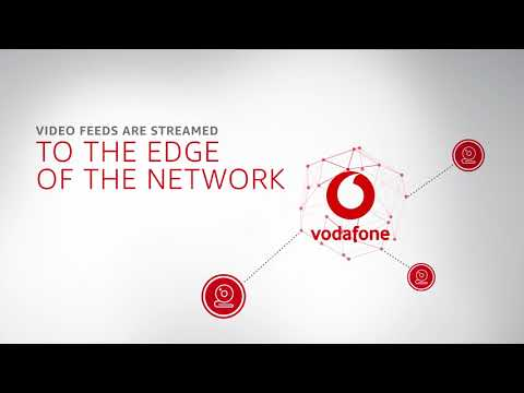 AWS Greengrass Driver Safety POC Solution with Vodafone and Saguna