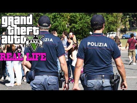 MAFIA BERCEA VS POLITIE | GTA REAL LIFE