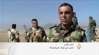 تقدم للقوات العراقية والبشمركة بمعركة الموصل