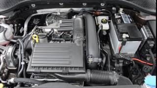 Skoda octavia   работа двигателя
